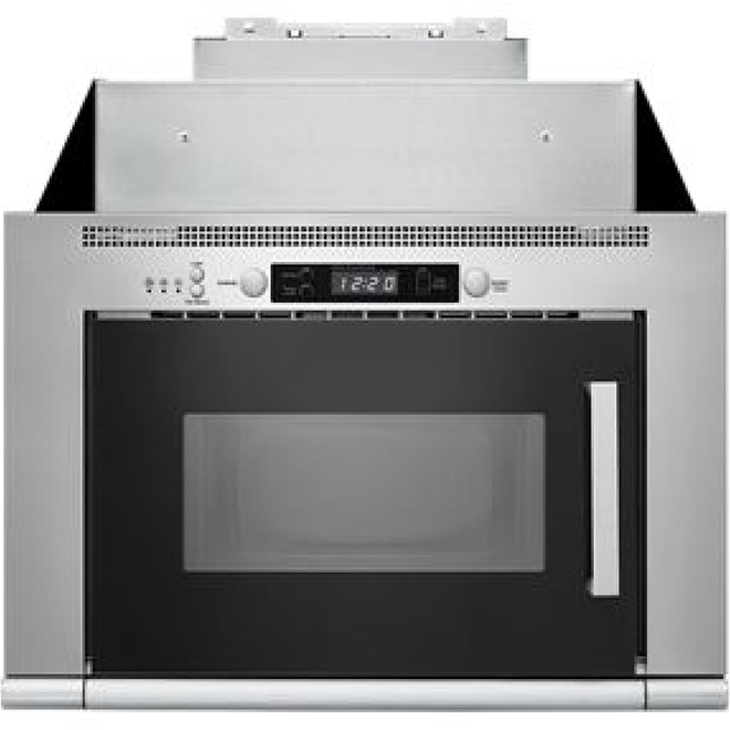 over the range microwave oven 66 dba stainless steel