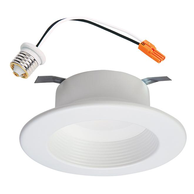 rl4 zigbee smart wireless led recessed light 4 white