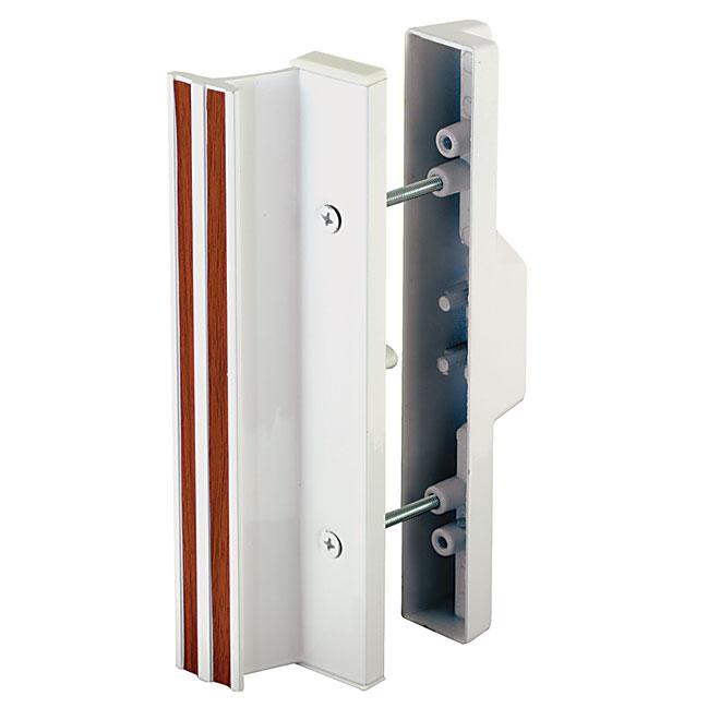 patio door handle 3 15 16 white