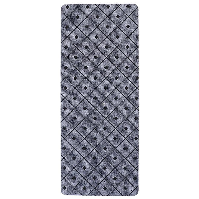 tapis utilitaire en caoutchouc 2 x 5 gris
