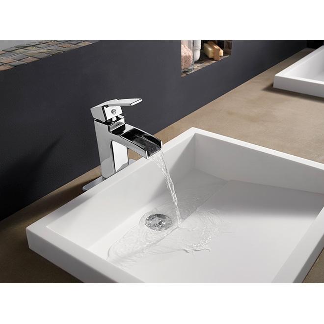 kamato lavatory faucet polished chrome