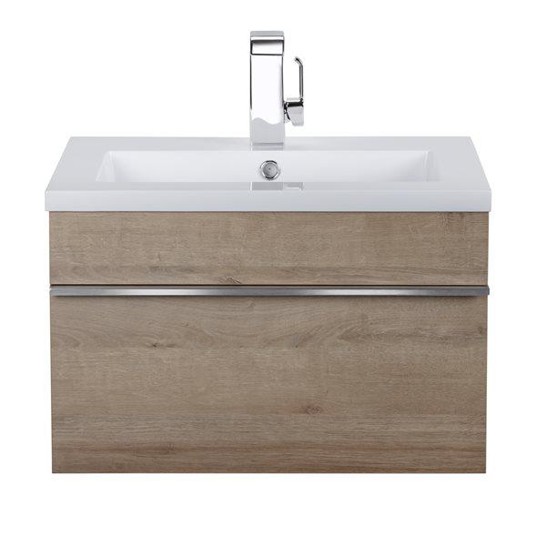 cutler kitchen bath trough bathroom vanity 24 organic