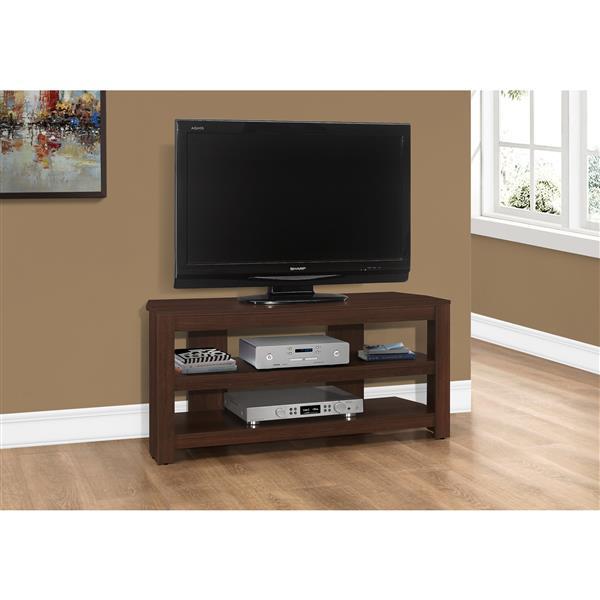 meuble tv de coin monarch cerise 42 po