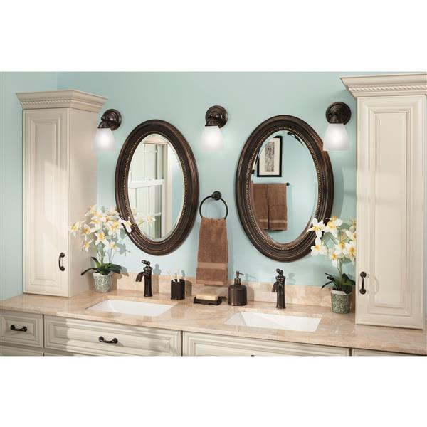 moen brantford bathroom faucet 1 handle oil rubbed bronze