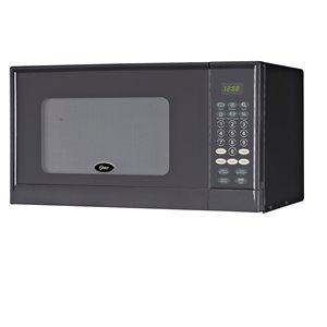 oster microwave black 1 1 cu ft