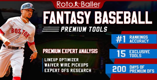 DraftKings Daily Fantasy Baseball Picks (5/27/19): MLB DFS