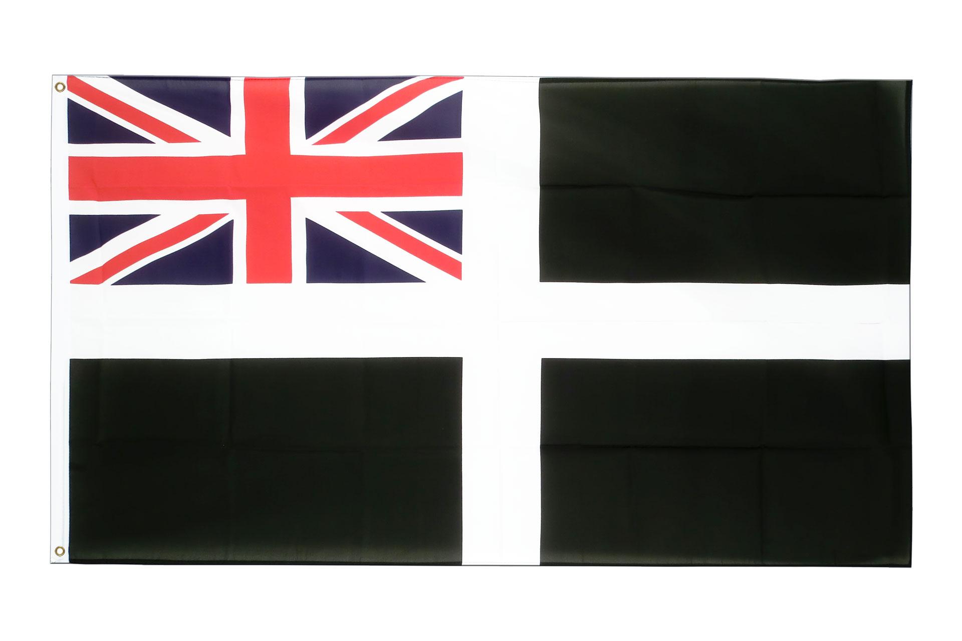 Buy St Piran Cornwall Ensign Flag