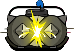 Gesto Mega Knight Ball Clash