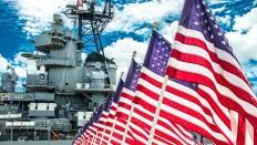 1st Navy sailors test positive for new coronavirus aboard a ship ...