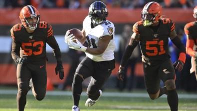 In 10th Season, Mark Ingram Still Running Strong For Ravens | WBAL NewsRadio 1090/FM 101.5