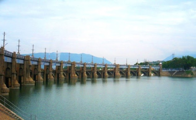 Most Popular dams in India
