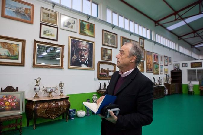 Fernando Silva, em Famalicão, demora uma semana a avaliar uma casa