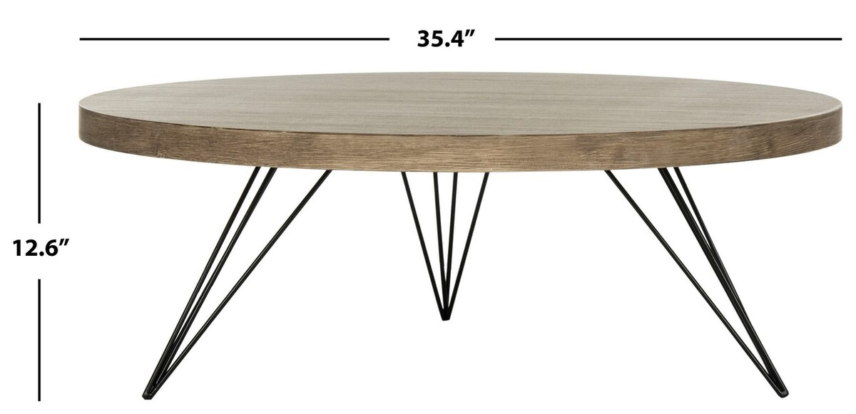 fox4233a coffee tables furniture by