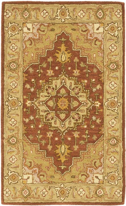 Rug HG345A Heritage Area Rugs By Safavieh