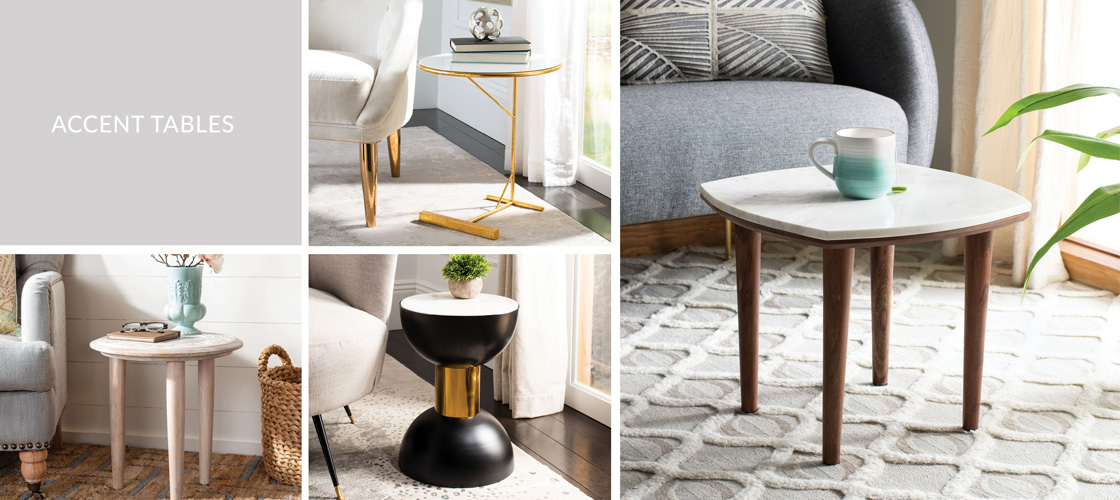 accent tables side table end table