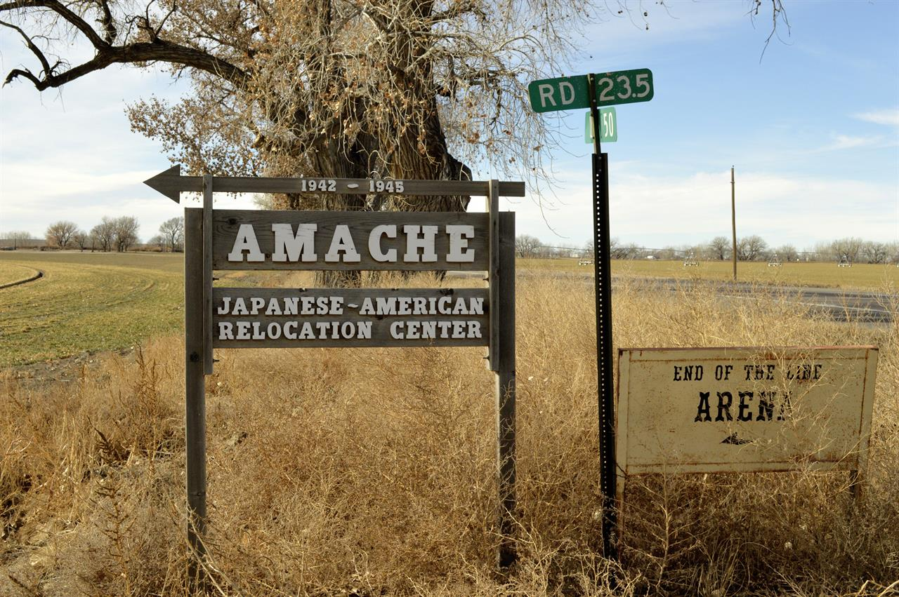 Drone Used To Aid 3d Remake Of Japanese Internment Camp The Answer 94 5 Fm