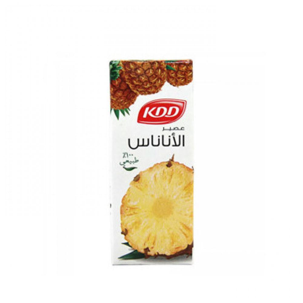 عصير Kdd اناناس