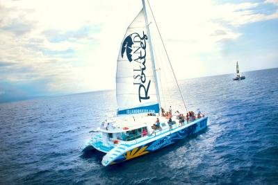 Dunn's River Catamaran Cruise - Island Routes