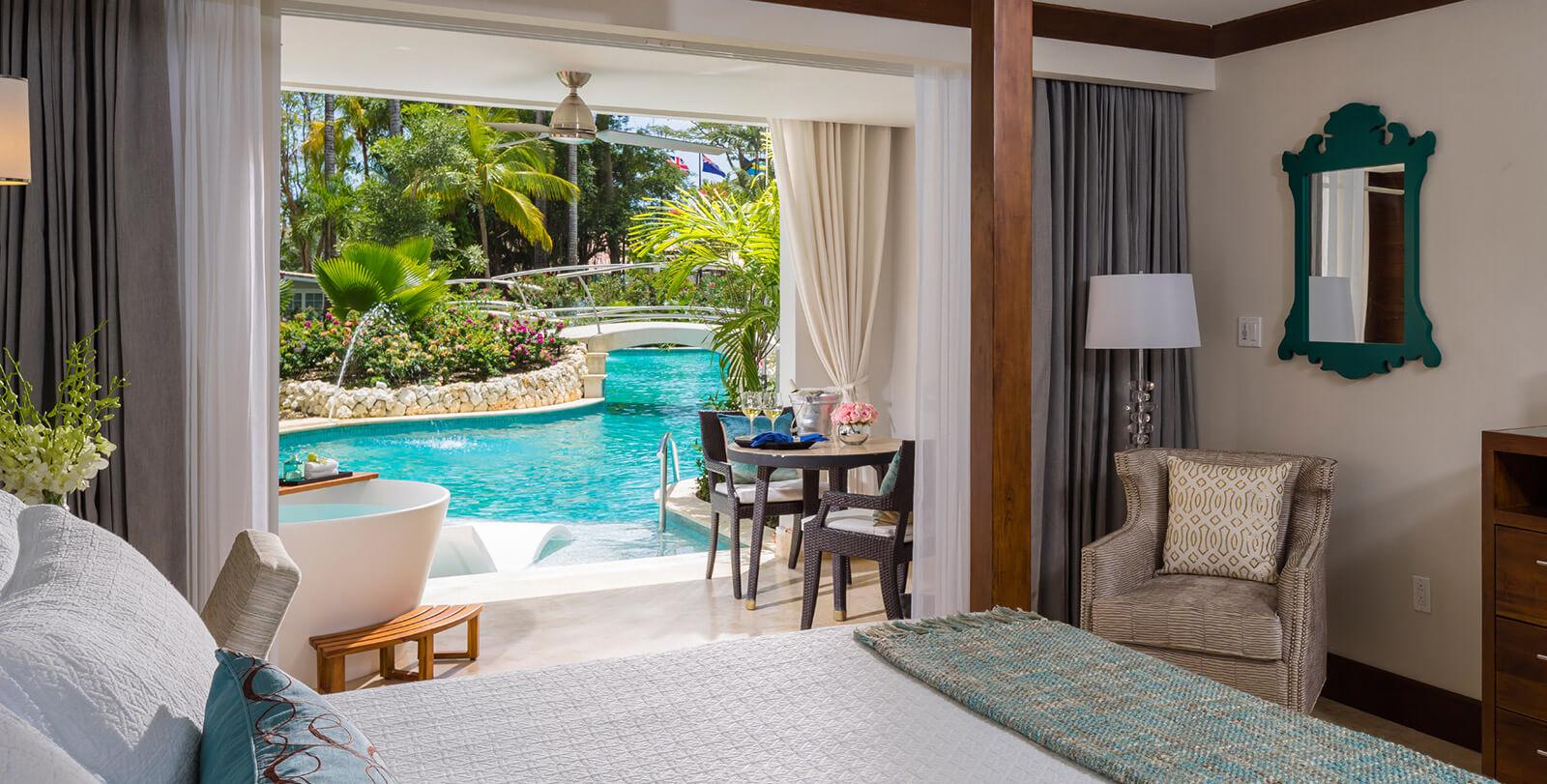 Love Nest Suites All Inclusive Luxury Sandals
