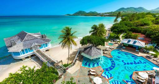 Image result for Sandals Halcyon Beach