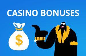обновленный список лучших бонусов онлайн-казино для игроков казино, чтобы получить бонусные средства, бесплатные вращения или и то, и другое