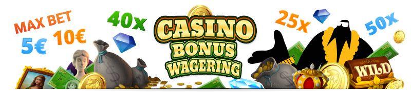 объяснение отыгрыша бонуса казино и максимальной ставки