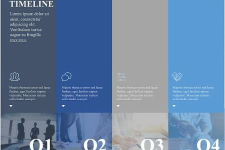 25  Free Timeline Templates In PPT  Word  Excel  PSD Business plan timeline template
