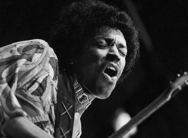 (Jimi Hendrix)