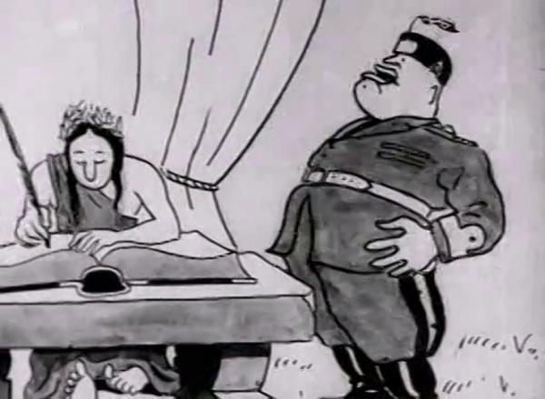 Η πρώτη ελληνική ταινία κινουμένων σχεδίων