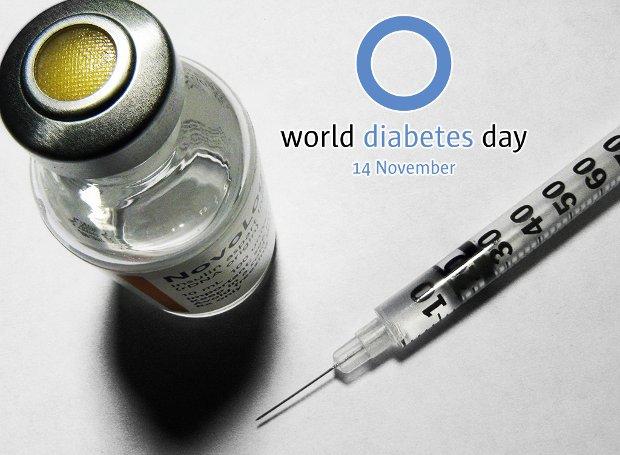 Παγκόσμια Ημέρα για τον Διαβήτη