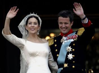 Μαίρη Ντόναλτσον - πρίγκηπας Φρειδερίκος