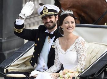 Πρίγκιπας Κάρολος Φίλιππος - Σοφία Χέλκβιστ