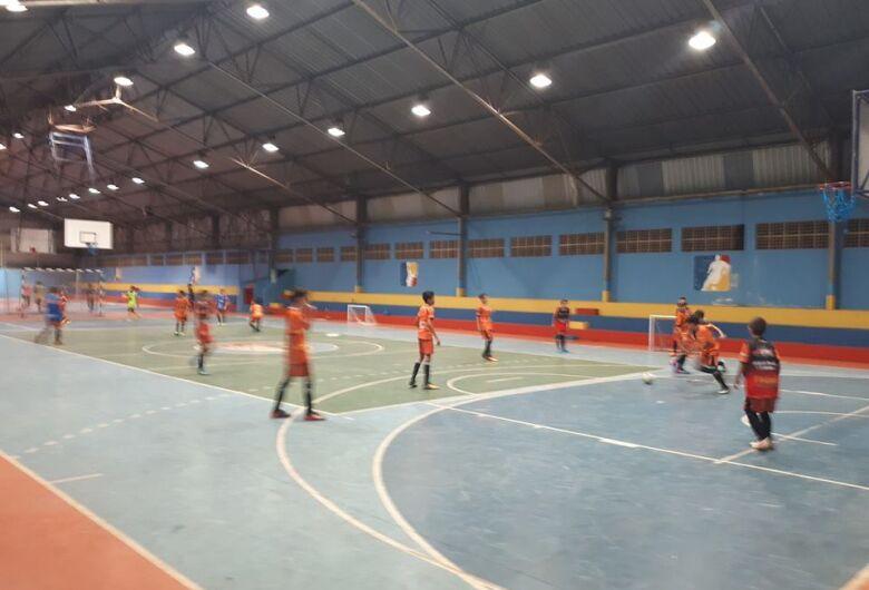 Equipes de futsal da Mult Sport retornam às atividades de olho em 2019