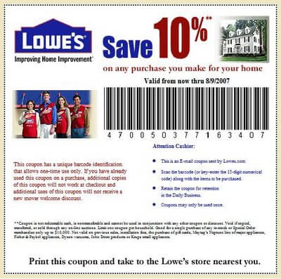 lowes coupon codes save 48 w 2015 coupons amp promo codes