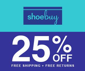 Shoebuy 25 Off