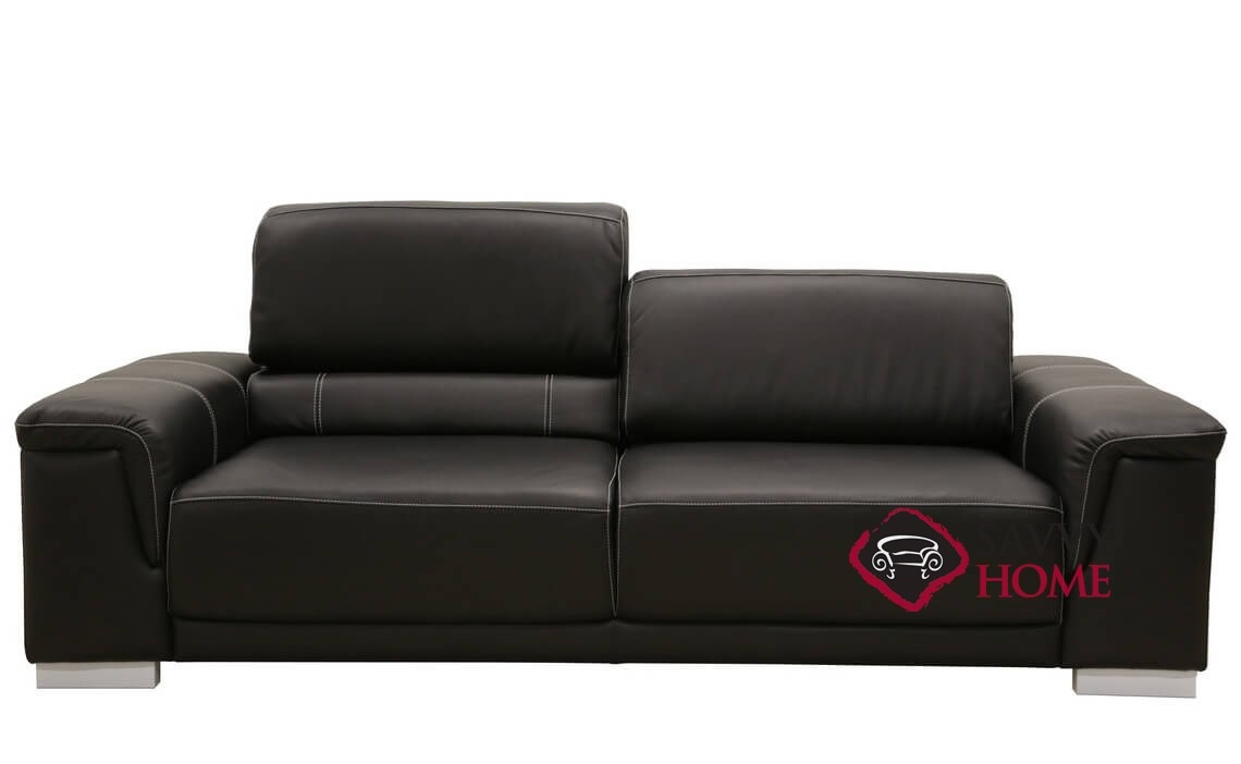 Copenhagen By Luonto Leather Sleeper Sofas Queen By Luonto Is Fully Customizable By You Savvyhomestore Com