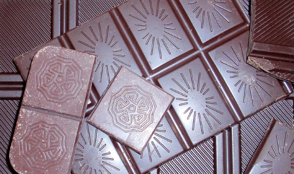 While it is well known that cacao is a major source of flavonoids, this is the first time the effect has been studied in human subjects to determine how it can support cognitive, endocrine and cardiovascular health. Image credit: Sci-News.com.