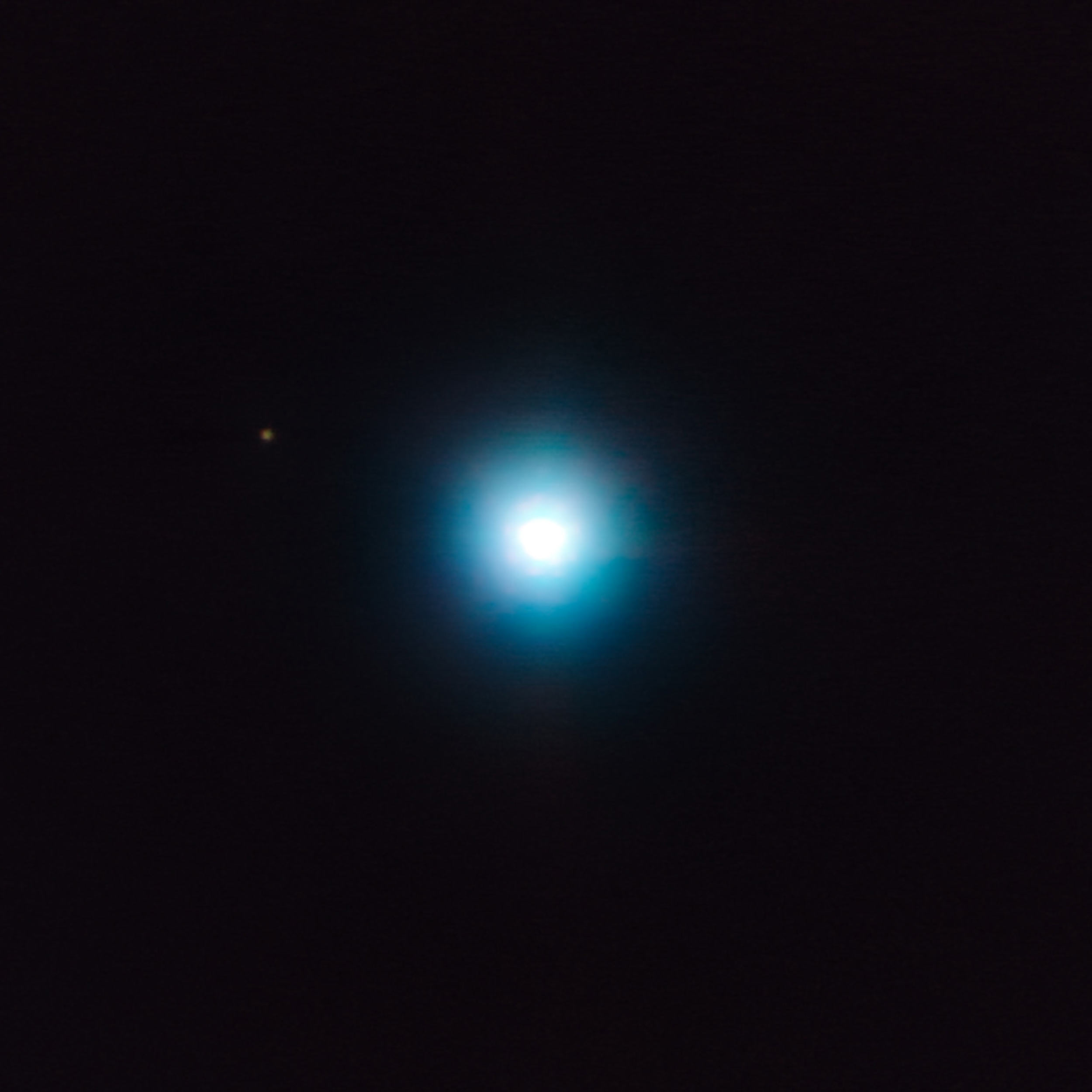Astronomers Snap Picture Of Giant Exoplanet 1 200 Light