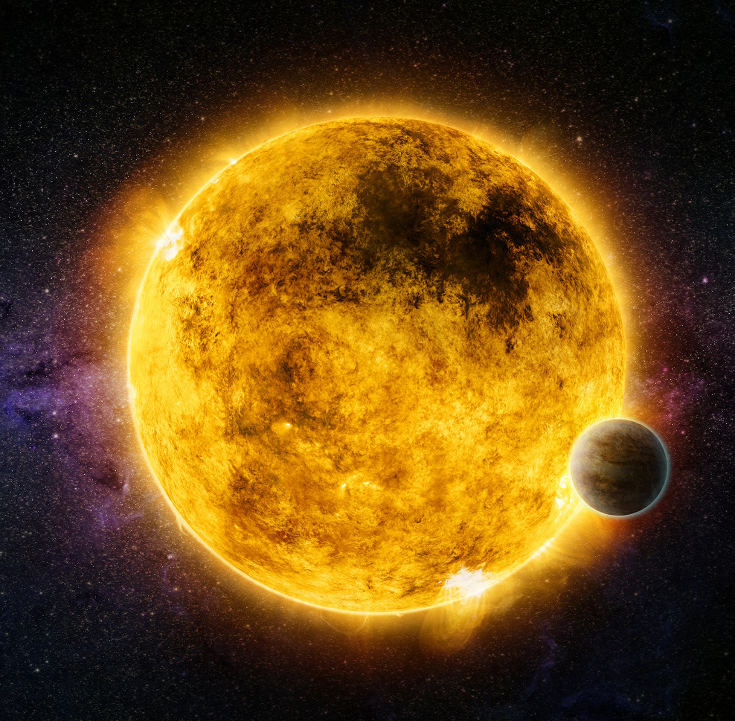 Astronomers Use X Rays To Determine Hospitability Of Sun