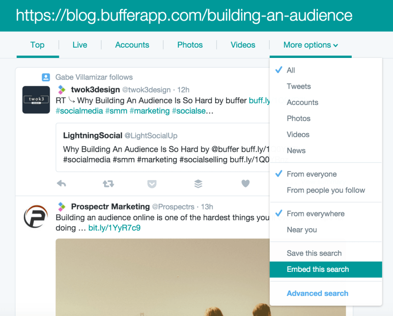 Does Twitter's New Sharing Button Mean Less Sharing?