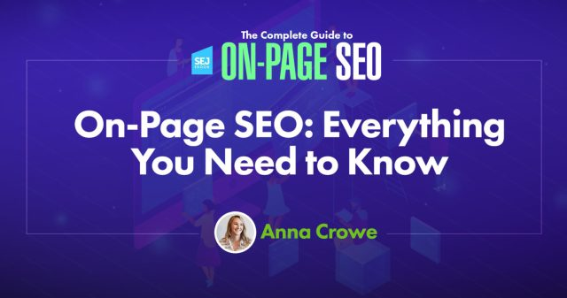 On-Page SEO Guide by Search Engine Journal