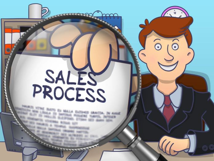 expert bloggers know about the sales process