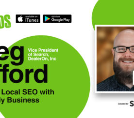 Impulsar el SEO local con Google My Business [PODCAST]