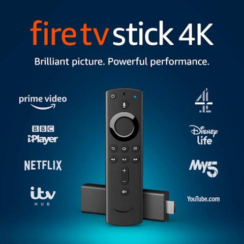 Image du produit Amazon Firestick