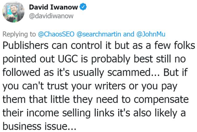 david iwanow tweet