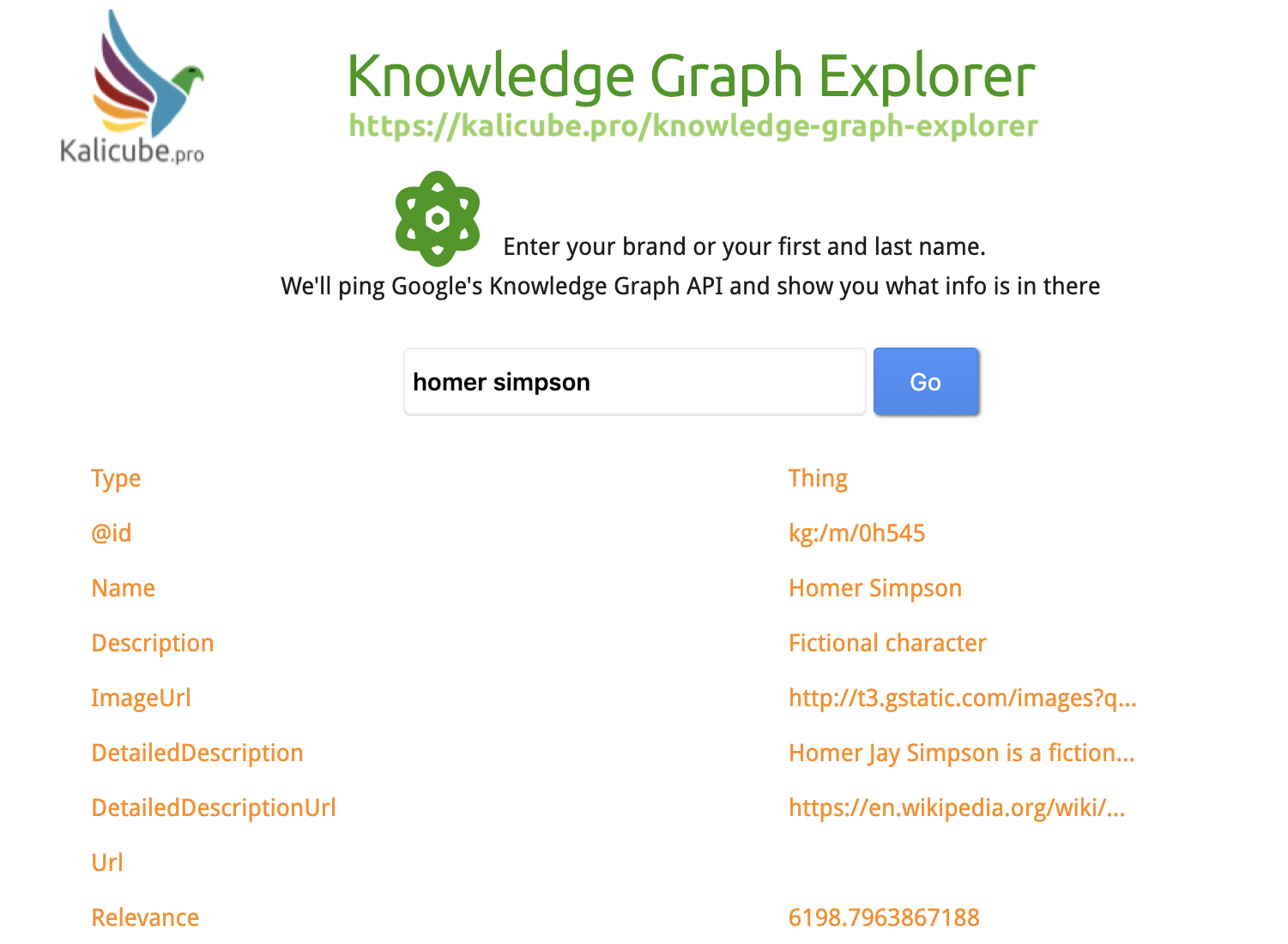 Knowledge Graph Algorithm Update Summer A K A Budapest