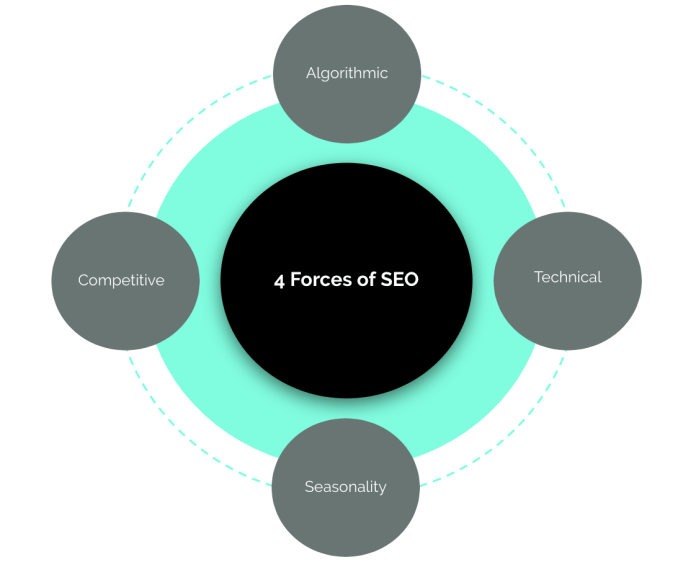 SEO forces