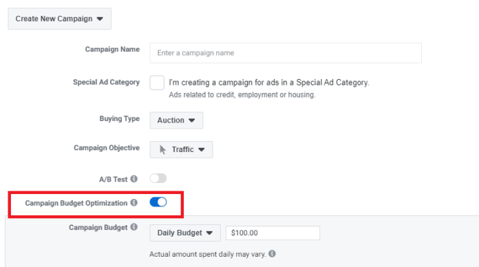 What to Know About Facebook's Reversal of the Campaign Budget Optimization Requirement