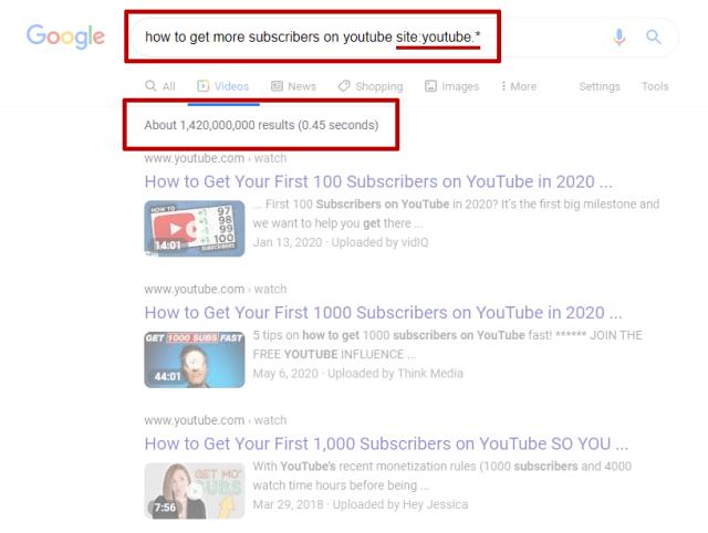 مسابقة يوتيوب