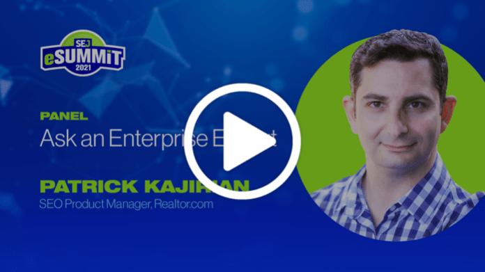 Ask an Enterprise Expert with Patrick Kajirian